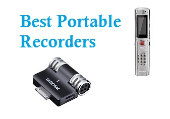 top 15 best portable recorders in 2019 complete guide techsounded. Black Bedroom Furniture Sets. Home Design Ideas