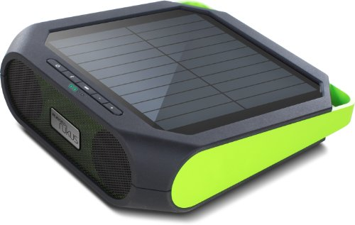 Top 15 Best Solar Powered Bluetooth Speakers In 2020