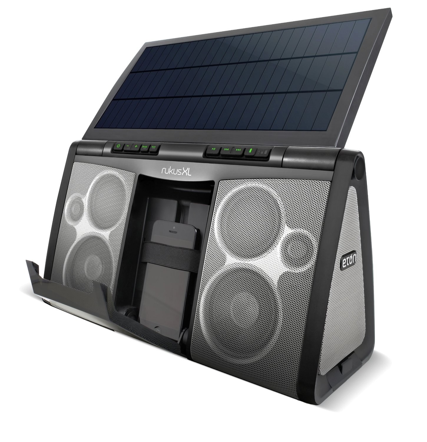 Best Solar Ed Bluetooth Speakers Eton