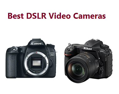 Top 15 Best DSLR Video Cameras in 2019 | TECHSOUNDED