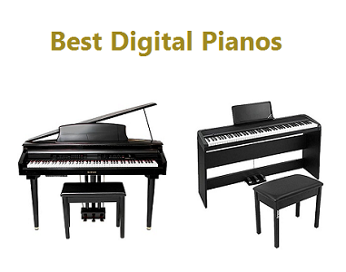 Top 10 Best Digital Pianos in 2019 | TECHSOUNDED