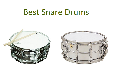 Top 10 Best Snare Drums in 2018 - Complete Guide | TECHSOUNDED