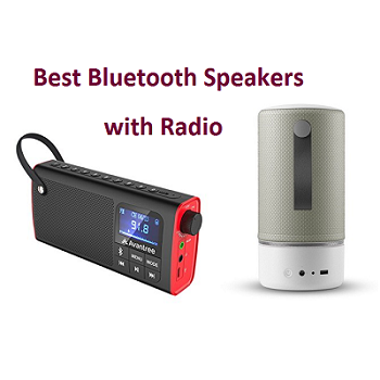 Top 15 Best Bluetooth Speakers With Radio In 2020 Techsounded