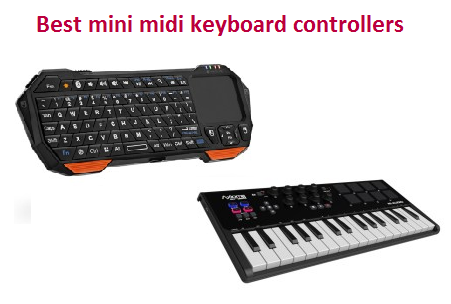 Top 10 Best mini midi keyboard controllers in 2019 | TECHSOUNDED