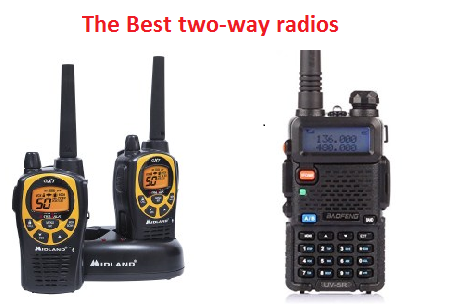 Best Gmrs Radio 2019 The Top 10 Best two way radios in 2019 | TECHSOUNDED