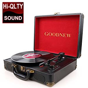 The Best Portable Record Players - Top 10 List 2019 | TECHSOUNDED