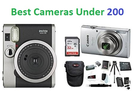 Best Camera 2019 Under 200 Top 15 Best Cameras under 200 in 2019   Complete Guide | TECHSOUNDED