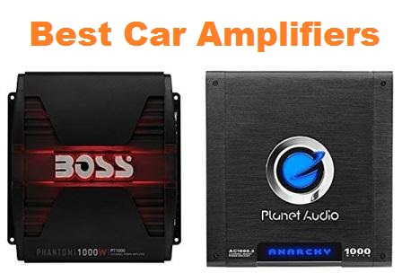 Top 15 Best Car Amplifiers in 2019 | TECHSOUNDED