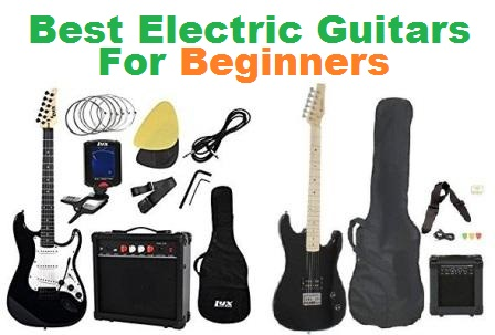 top 15 best electric guitars for beginners in 2019 techsounded. Black Bedroom Furniture Sets. Home Design Ideas