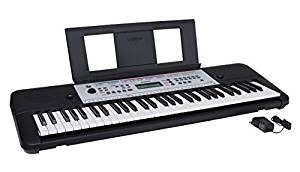 Top 15 best piano keyboards in 2018 techsounded for Yamaha psr ew300 keyboard