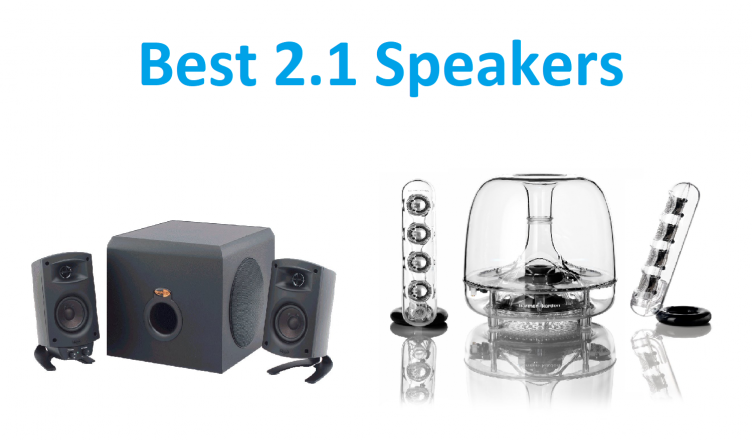 best 2.1 speakers