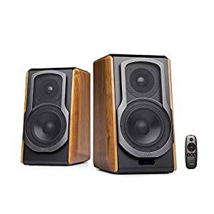 These Are Perfect For Gaming Edifier S1000DB Audiophile Active Bookshelf Speakers