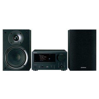 Onkyo Network Hi Fi CD System Black CS N575