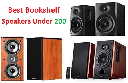 Top 15 Best Bookshelf Speakers Under 200 In 2018