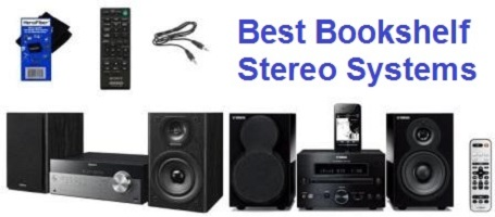 Top 15 Best Bookshelf Stereo Systems In 2020 Techsounded
