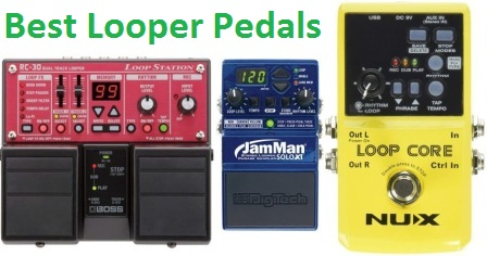 best loop station 2019 Top 15 Best Looper Pedals in 2019 | TECHSOUNDED