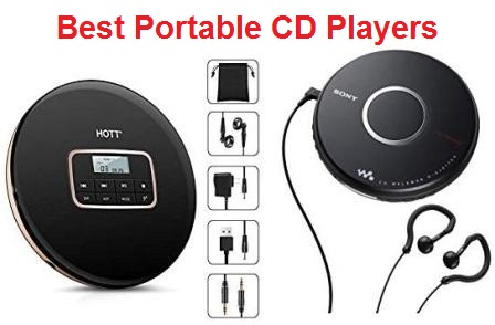 Best Portable Cassette Player 2019 Top 15 Best Portable CD Players in 2019 | TECHSOUNDED