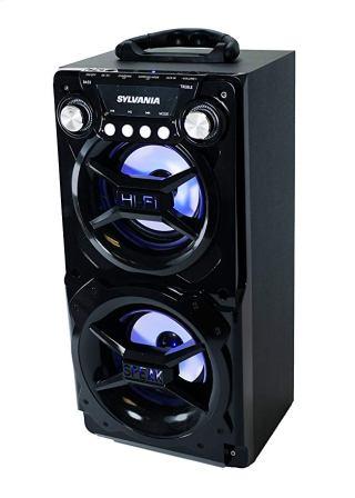 Sony GTKXB7BC High Power Home Audio Wireless Speaker Black Fair Shape