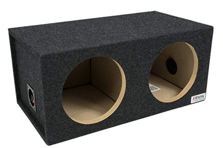"12/"" cut outs from Subwoofer Enclosure Box"