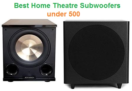 Best Home Subwoofer 2020.Top 15 Best Home Theatre Subwoofers Under 500 In 2019