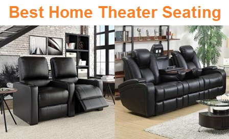 Home Theater Seating In 2020
