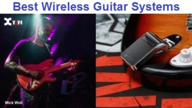 Top 15 Best Wireless Guitar Systems in 2019