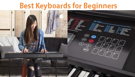 top 15 best keyboards for beginners in 2019 techsounded. Black Bedroom Furniture Sets. Home Design Ideas
