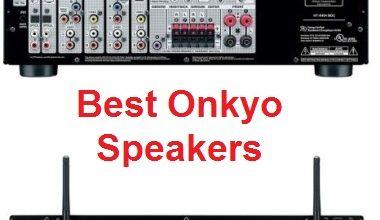 Top 10 Best Onkyo Speakers Reviews in 2019