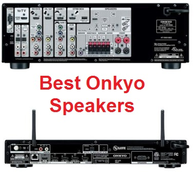 by Onkyo SPEAKERS ONLY Onkyo HT-S3900 5.2 Channel Home Theater
