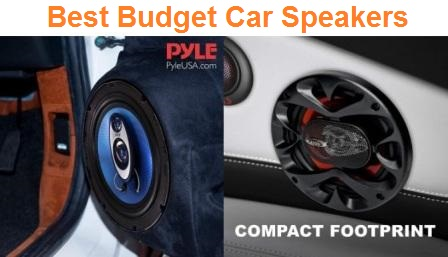 Top 15 Best Budget Car Speakers In 2020 Complete Guide Techsounded