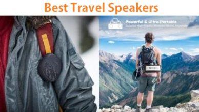 Top 15 Best Travel Speakers in 2019