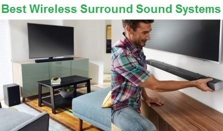 Top 15 Best Wireless Surround Sound Systems In 2020