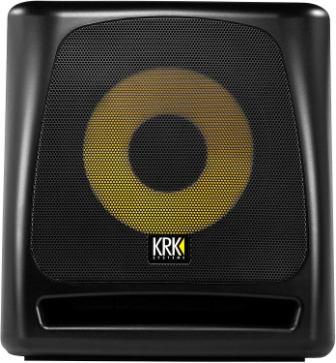 KRK 10S2 V2 10″ 160 Watt Powered Studio Subwoofer