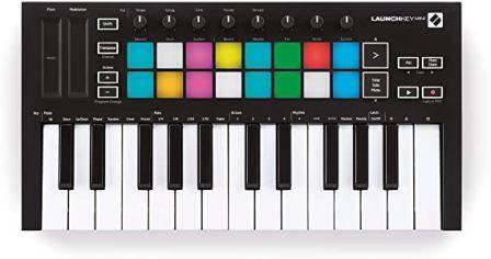 Novation Launchkey Mini MK3 MIDI Keyboard