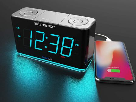 Top 10 Best Alarm Clocks With Radio In 2020 Techsounded