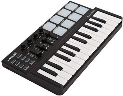 ammoon Worlde Panda Mini MIDI Controller